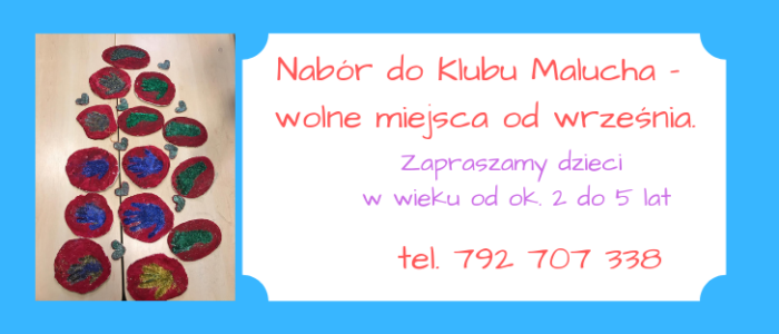 Nabor do klubu malucha Filiko